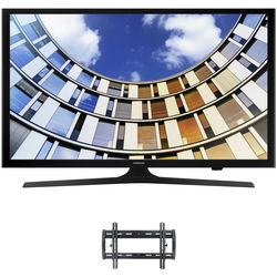 """Samsung M5300-Series 50""""-Class Full HD Smart LED TV and Tilting Wall Mount Kit"""