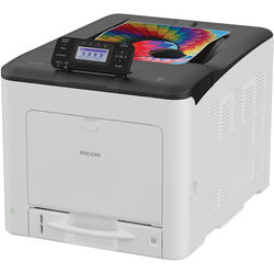 Ricoh SP C360DNw LED Color Printer