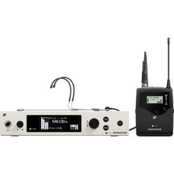 Sennheiser ew 300 G4-Headmic1-RC Wireless Bodypack Headmic Set AW+: (470 to 558 MHz)