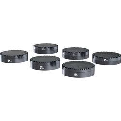 PolarPro Standard Series Lens Filter Set for DJI Mavic Air Drone (6-Pack)