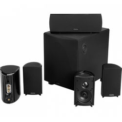 Definitive Technology ProCinema 600 5.1-Channel Home Theater Speaker System (Black)