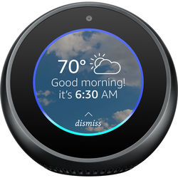 Amazon Echo Spot (Black)