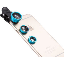 PoserSnap Mobile 3-in-1 Photo Clip Lens