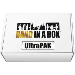 eMedia Music Band-In-A-Box 2018 UltraPAK (Windows, USB Hard Drive)