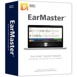 eMedia Music EarMaster 7 Pro - Ear Training and Music Theory Software (Download)