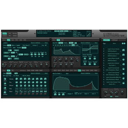 KV331 Audio SynthMaster 2.9 Crossgrade from SynthMaster One - Semi-Modular Software Synthesizer Plug-In (Download)