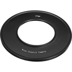 Wine Country Camera 67mm Adapter Ring for 100mm Filter Holder
