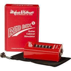 Hughes & Kettner Red Box 5 Guitar Cabinet Simulator