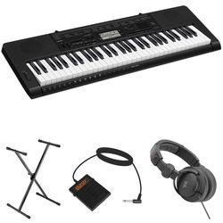 Casio CTK-3500 61-Key Keyboard Starter Kit