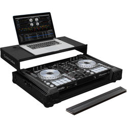 Odyssey Innovative Designs Black Label Glide Style Series Case for Pioneer DDJ-SR2 DJ Controller
