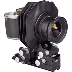 Cambo ACTUS-XCD View Camera Body with Hasselblad XCD Bayonet Mount (Black)