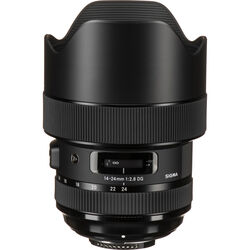 Sigma 14-24mm f/2.8 DG HSM Art Lens for Nikon F