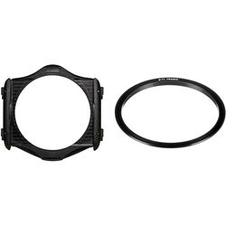 Cokin Cokin P Series Filter Holder and 77mm P Series Filter Holder Adapter Ring Kit