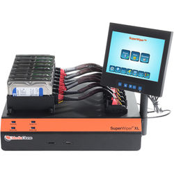 MediaClone SuperWiper Desktop XL Storage Server Eraser