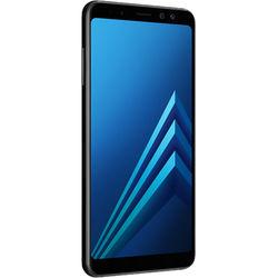 Samsung Samsung Galaxy A8 (2018) SM-A530 32GB Smartphone (Unlocked, Black)