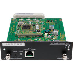 Toa Electronics SX-200IP IP Interface Module for SX-2000 Series Audio Management System