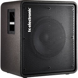 """TC Electronic RS115 400W 1x15"""" Bass Cabinet"""
