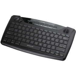 IOGEAR Wireless Smart TV Keyboard with Trackball