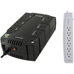 CyberPower SE425G Uninterrupted Power Supply with P606 Home Office Surge Protector Kit