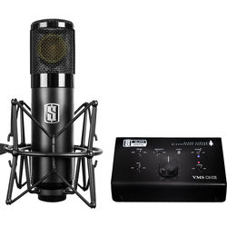 Slate Digital Virtual Microphone System Hardware & Software for Authentic Microphone Emulations