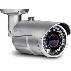 TRENDnet TV-IP344PI 4MP Outdoor Network Bullet Camera with Night Vision & 2.8-12mm Lens