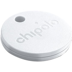 Chipolo Plus 2.0 Bluetooth Item Tracker (White)