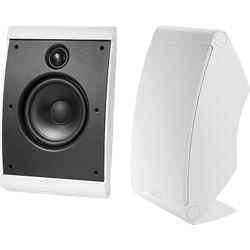 Polk Audio OWM3 Compact Surround Speakrs (Pair/White)
