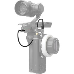 DJI Handwheel 2 Communication Cable for Osmo Pro/RAW (0.7')