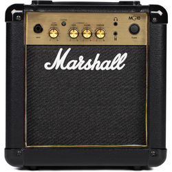 Marshall Amplification MG10G 2-Channel 10W Combo Amplifier with MP3 Input