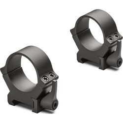 Leupold QRW2 Riflescope Rings (30mm, Low, Matte Black Finish)