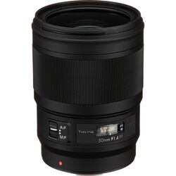 Tokina opera 50mm f/1.4 FF Lens for Canon EF