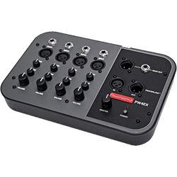 Powerwerks PW4EX 4-Channel Mic/Line Mixer