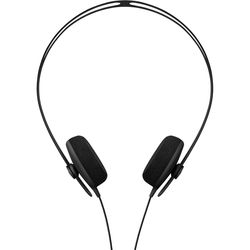 AIAIAI Tracks Headphones with One-Button Remote and Mic (Black)
