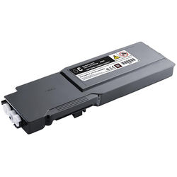 Dell Cyan Toner Cartridge for C3760n, C3760dn, and C3765dnf
