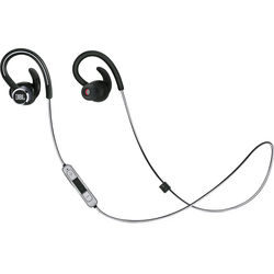 JBL Reflect Contour 2 In-Ear Secure Fit Wireless Sport Headphones (Black)