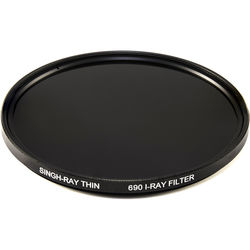 Singh-Ray 77mm Thin I-Ray 690 Infrared Filter with Front Filter Threads