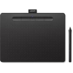 Wacom Intuos Bluetooth Creative Pen Tablet (Medium, Black)