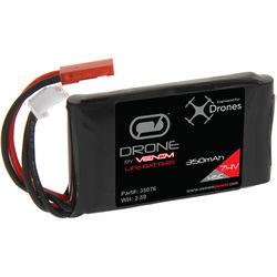 Venom Group Venom 45C 2S 350mAh 7.4V Lipo Drone Battery With Jst Plug