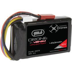 Venom Group Venom 30C 3S 450mAh 11.1V Lipo Drone Battery With Jst Plug