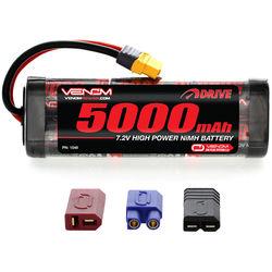 Venom Group Venom 7.2V 5000mAh 6 Cell NiMH Battery With Universal Plug System