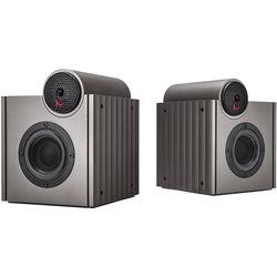 Astell&Kern ACRO S1000 2-Way Bookshelf Speakers (Gunmetal, Pair)