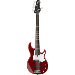 Yamaha BB234 BB Series 5-String Electric Bass (Raspberry Red)