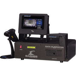 Garner HD-2X Degausser & IRONCLAD Erasure-Verification Kit