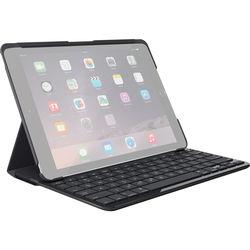 "Logitech SLIM FOLIO Keyboard Case for 2017/2018 Apple iPad 9.7"" (Black)"
