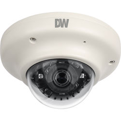 Digital Watchdog DWC-V7253TIR 2.1MP Outdoor Universal HD Analog Dome Camera with 3.6mm Lens & Night Vision