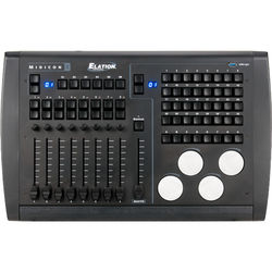 Elation Professional USB-Powered MIDI Lighting Controller