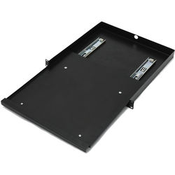 DeeJay LED 1RU Metal Sliding Rack Tray