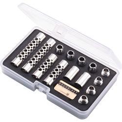 LockCircle RodRocket Grade-5 Titanium 15mm Modular Rod Kit