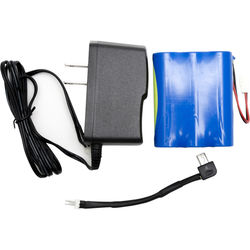 Mini Gadgets 6-Cell Rechargeable Battery Pack for Select GPS Devices