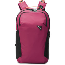Pacsafe Vibe 20 Anti-Theft 20L Backpack (Dark Berry)